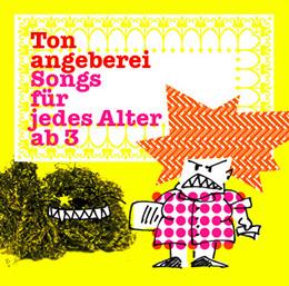 Tonangeberei – CD Frontcover