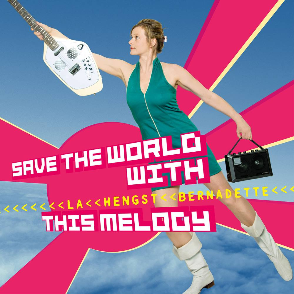 Save the world Cover klein
